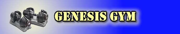 Genesis Gym London: Powerlifting, Strong Man, Bodybuilding, Strength Sports with top of the range equipment