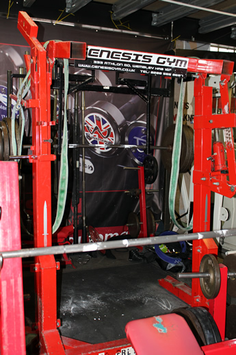 Genesis Gym: Powerlifting and strong man strength sports in london